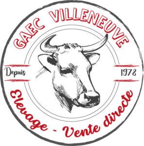 GAEC Villeneuve logo 2020